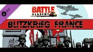 Battle Academy Blitzkrieg France Racing ahead
