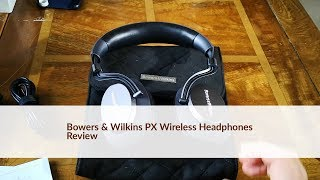 Bowers & Wilkins PX Wireless Headphones Review