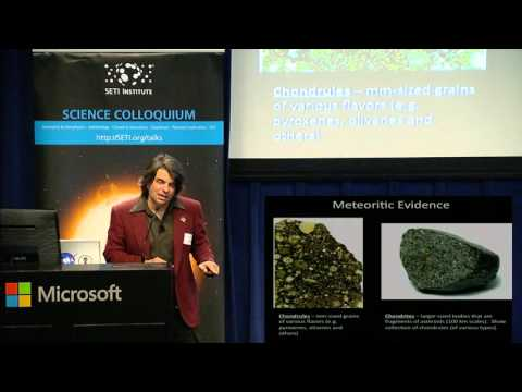 The enigma of planetesimal formation - Orkan Umurhan (SETI T