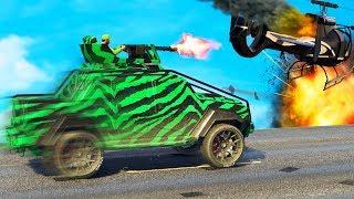 NEW $2.000.000 BATTLE TRUCK IN GTA 5! (GTA 5 DLC) thumbnail