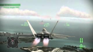 Ace Combat: Assault Horizon Playthrough - Mission 1
