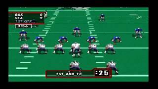 Video 468 -- Madden NFL 98 (Playstation 1)