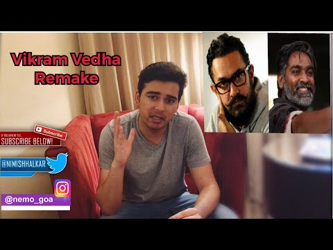 Vikram Vedha Hindi Remake | Aamir Khan | Saif Ali Khan Mp3