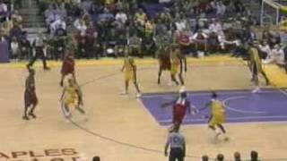Clippers' Darius Miles and Quentin Richardson Mixtape (Rookie Season)