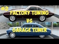 Horizon 3 - 1949 Mercury Coupe vs 1952 Fiat 8V Supersonic - Factory vs Garage