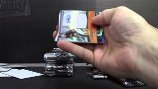 Mark's 2012 Bowman Platinum Baseball Box Break