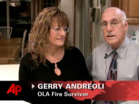 Survivors Remember School Fire 50 Years Later