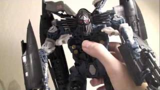 Transformers 2 ROTF Movie Leader Jetfire Review