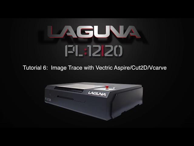 RDworks Tutorial 6 Bitmap Trace Vectors For PL:12|20 CNC Laser Cutters