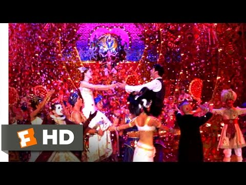 Moulin Rouge! 55 Movie CLIP  The Duke Tries to Kill Christian 2001 HD