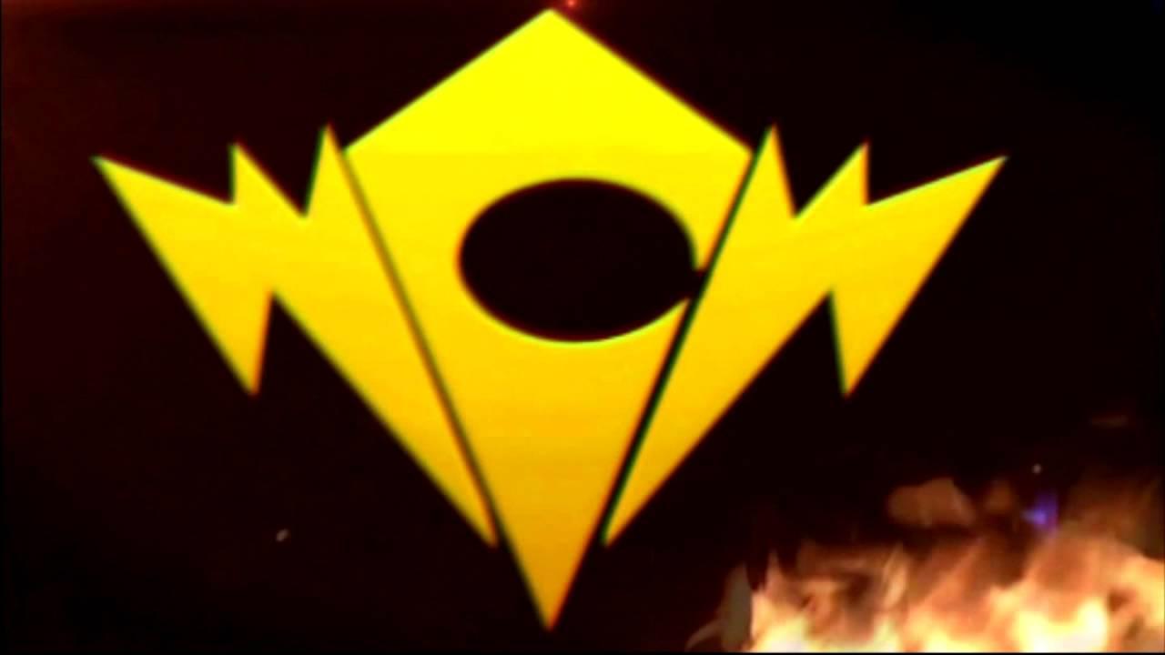 WCW Logo 3D