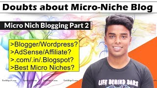 Beginners Guide on Micro Niche Blogging All Doubts