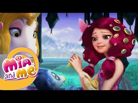 Мия и Я - 2 сезон 10-12 серия - Mia And Me   Мультики для детей про эльфов, единорогов