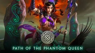 SMITE Event - Path of the Phantom Queen - Available Now