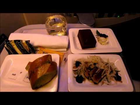 Air New Zealand Premium Economy Los Angeles to Auckland
