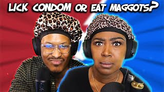 WOULD YOU RATHER? | AWKWARD Questions w. My Mom!