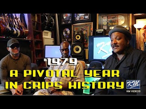 1979 Pivotal Year in Crips History - OG Cutes, Cat Ceasar, Pretty Boy