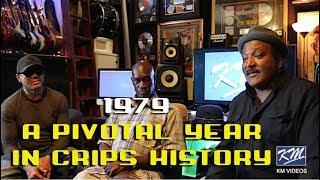 1979 Pivotal Year in Crips History - OG Cutes, Cat Ceasar, Pretty Boy thumbnail