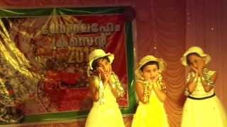 christmas program perinad kollam