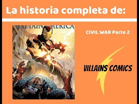 Guerra Civil Parte 2