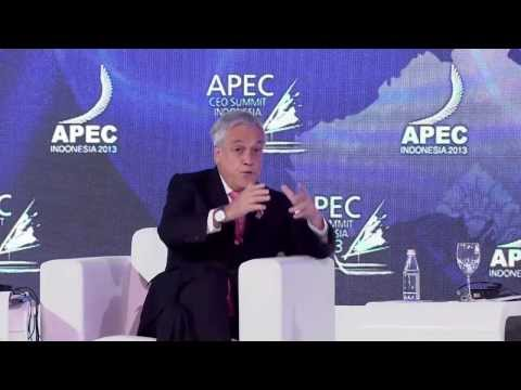 APEC CEO Summit 2013 - Session 3