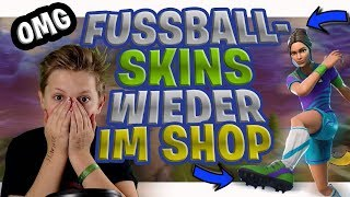 Football Skins back in the shop!😍 Good evening stream! Double EP Weekend! Fortnite Battle Royale!