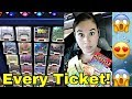 I BOUGHT EVERY LOTTERY TICKET IN THE MACHINE!!!! vs ARPLATINUM & MBS