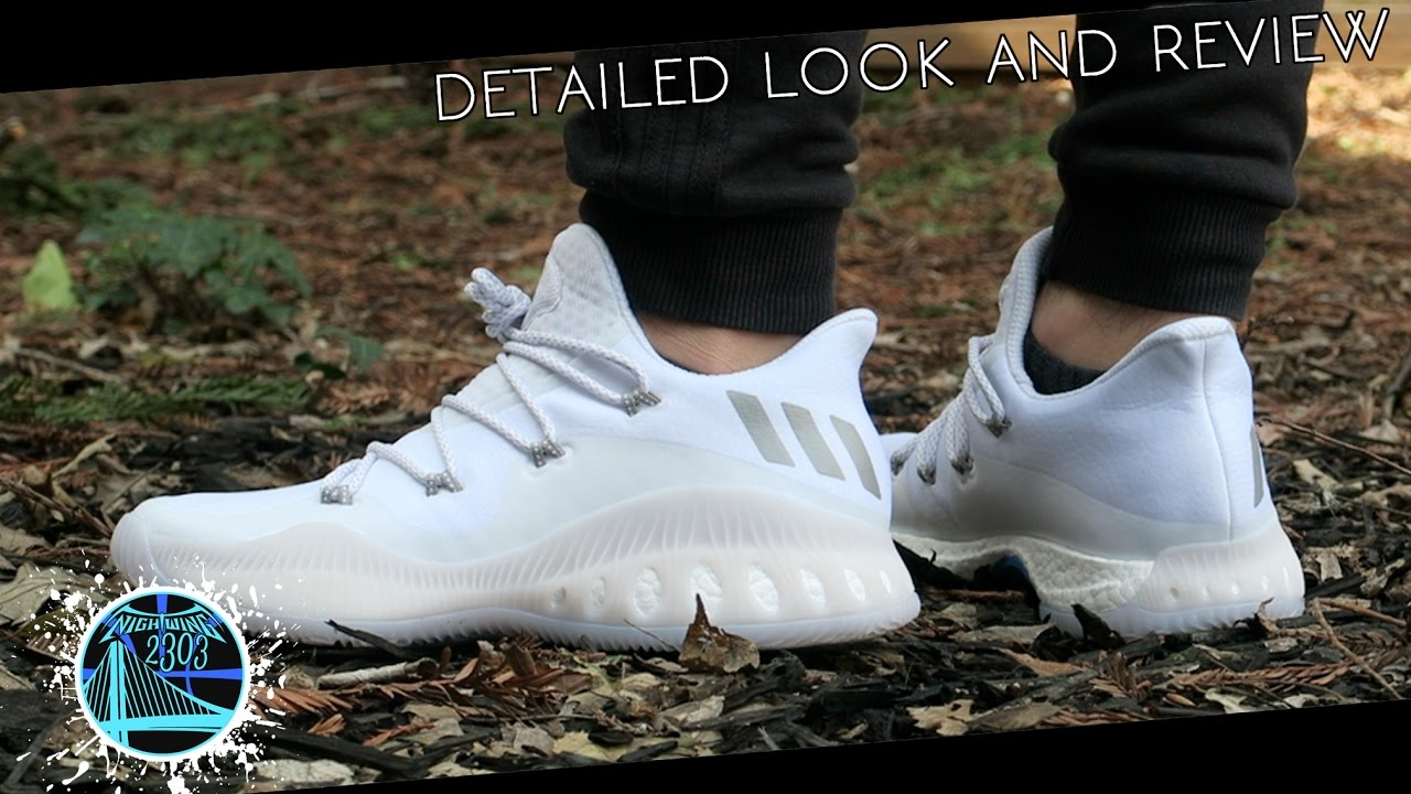 size 40 a40ee dbb59 adidas Crazy Explosive Low  Detailed Look and Review