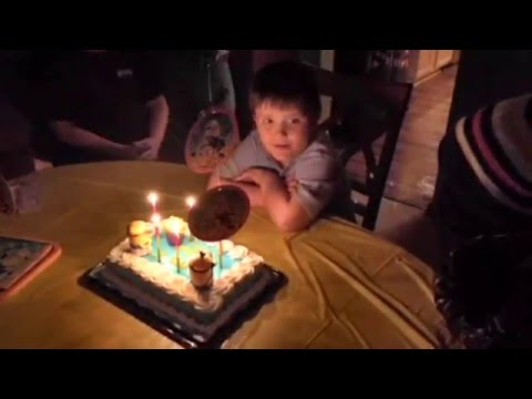 Carters 6 Bday