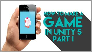 Unity 5: How To Make a Game (Crossy Road) Creating The Prototype
