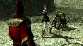 飛燕劍的速度算快,也因為有分身的關係所以攻擊範圍算是劍系武器裡數一數...