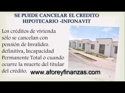Se Puede Cancelar El Credito Infonavit Cuando Me Pensione