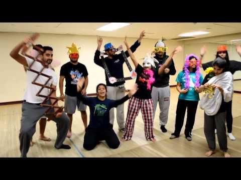 BU Bhangra Shout Out for Bhangra Fever 6!