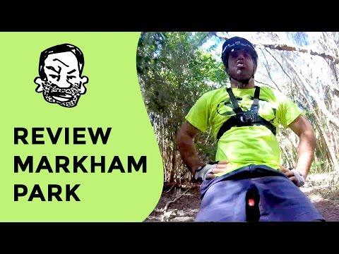 Markham Park MTB trails review