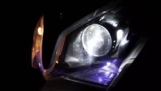 Headlamp Honda  Vario 125 Upgrade to HID projector MH1 cnlight