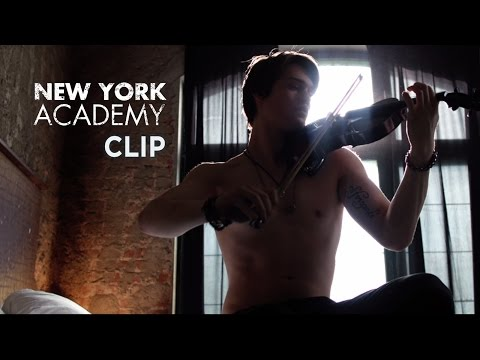 """New York Academy - Scena in italiano """"Johnnie"""""""