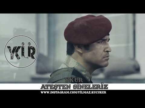 Ykür - Ateşten Sineleriz - (Bordo Bereliler Türk Özel Kuvvetleri) TüRKish TRap Remix )