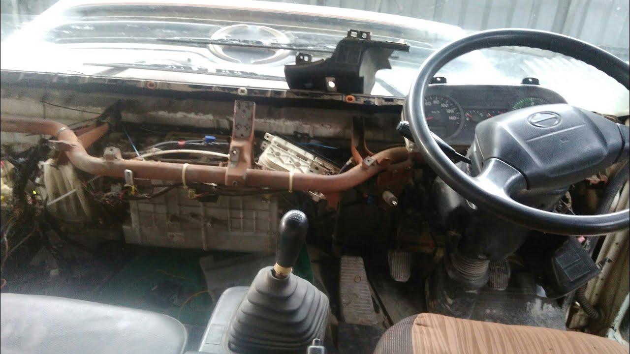 kelistrikan mobil hino lohan fm 260 ti youtube rh youtube com Hino Ranger Dump Truck shop manual hino fm 260 ti