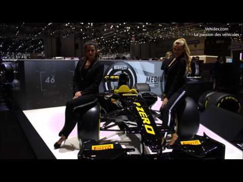 Salon de l'automobile de Genève - Reportage photographique