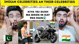 Indian Celebrities And Their Bikes Reaction By|Pakistani Bros Reactions|