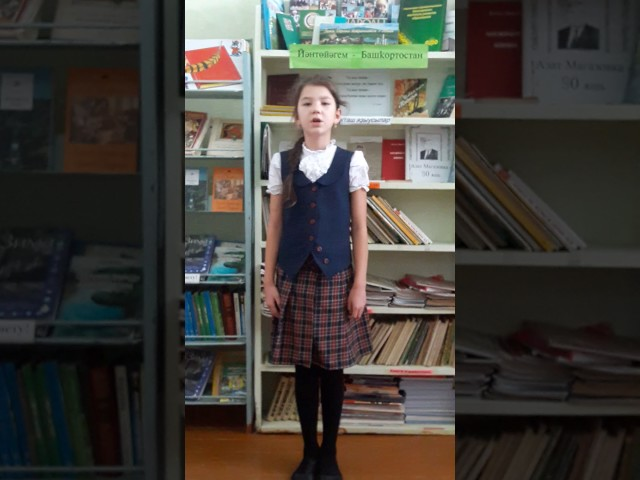 Изображение предпросмотра прочтения – РазалияГалимзянова читает произведение «Зимняя дорога» А.С.Пушкина