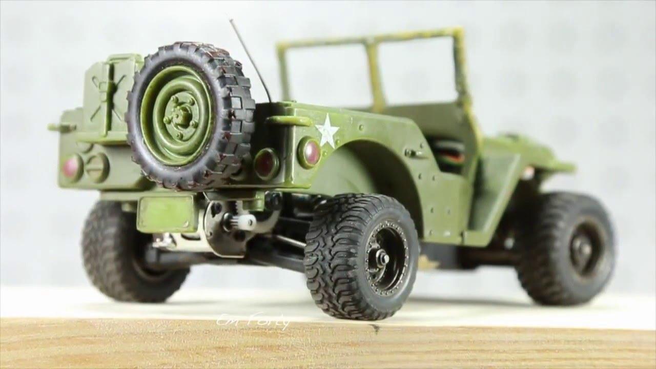 Scale Rc Car