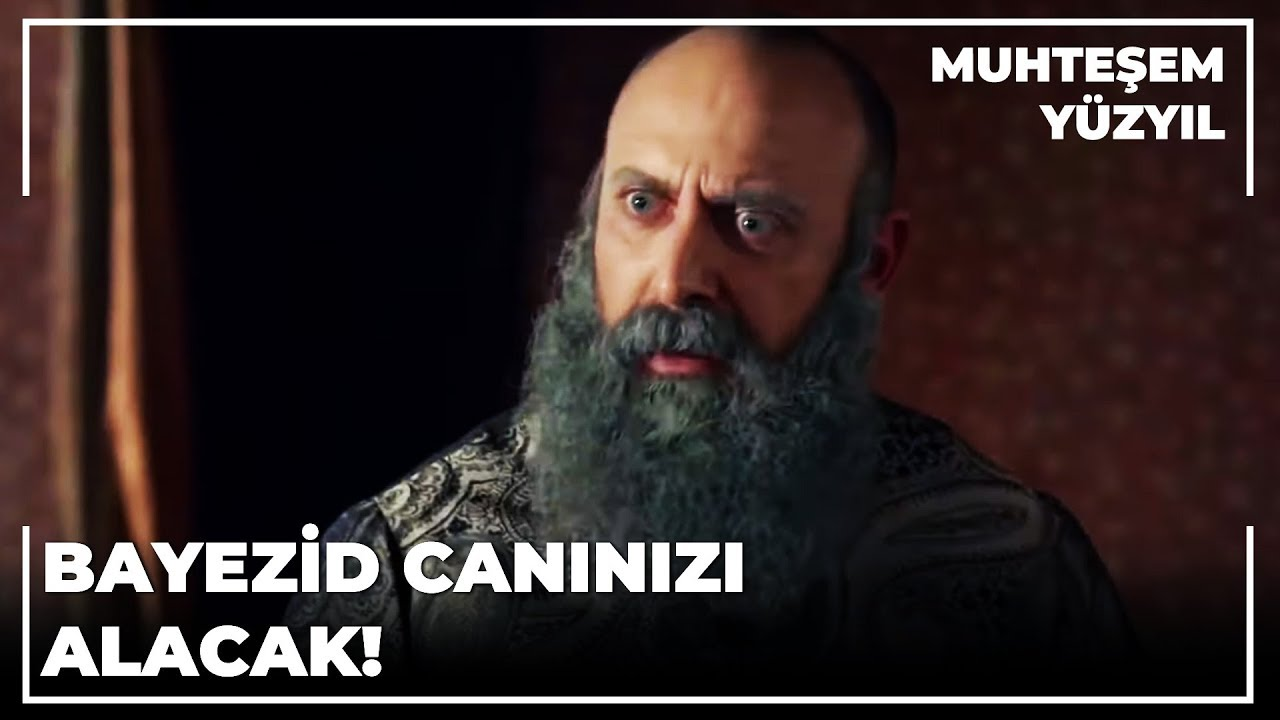 Ahmet Paşa, Bayezid'i Sultan Süleyman'a Şikayet Etti! | Muhteşem Yüzyıl