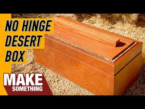 How to Make a Mitered Wood Box | Woodworking Project