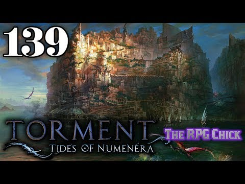 Let's Play Torment: Tides of Numenera (Blind), Part 139: BONUS - Alternate Endings, Etc.