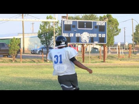 West Texas High School Football: Balmorhea