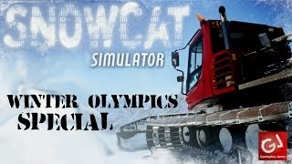 WINTER OLYMPICS SPECIAL: A Snowcat In Hell (Let