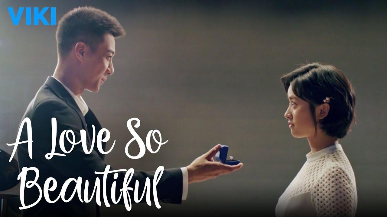A Love So Beautiful Official Trailer Eng Sub Hu Yi Tian Shen Yue Gao Zhi Ting Wang Zi Wei Youtube
