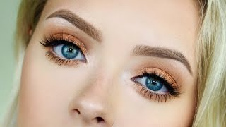 Updated Eyebrow Routine (High End vs. Drug Store) | Cosmobyhaley