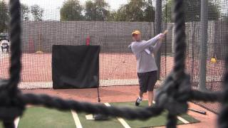 Jeff & Steve Tryout For The Milwaukee Brewers (spring Training 2014)
